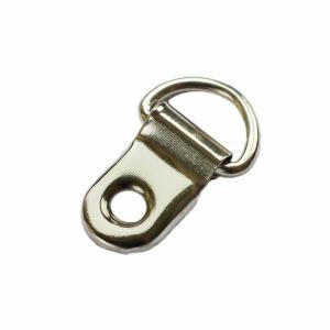 D-кольцо с одним отверстием